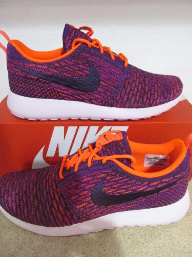 Corsa Donna Rosherun Scarpe Nike Da Tennis Flyknit 704927 803 1qzPxZXWZ