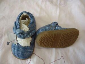 Next-Fille-Bebe-Chaussures-Taille-UK-Nourrisson-2-6-9-M-Neuf-avec-etiquettes