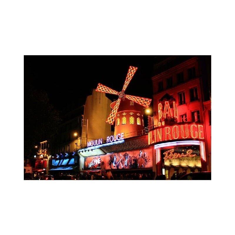 Plakat Plakat Plakat Plakat Stadt Paris Moulin rot 64755673 6aaaa2