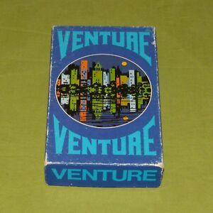 Venture Aufregendes Kartenspiel um Macht & Monopole Schmidt Spiele ©1981 rar Top