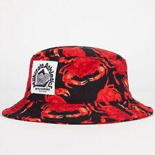 NWT Small / Medium Milkcrate Crabs Bucket Hat Urban Outfitters Boho Hippy Womens