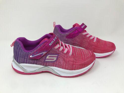 Skechers 81127L Hi Glitz Sneakers Girls New Pink//Purple F6 Toddler