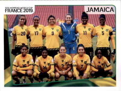 Sinnvoll Panini Frauen Wm 2019 Sticker 234 - Team - Jamaika