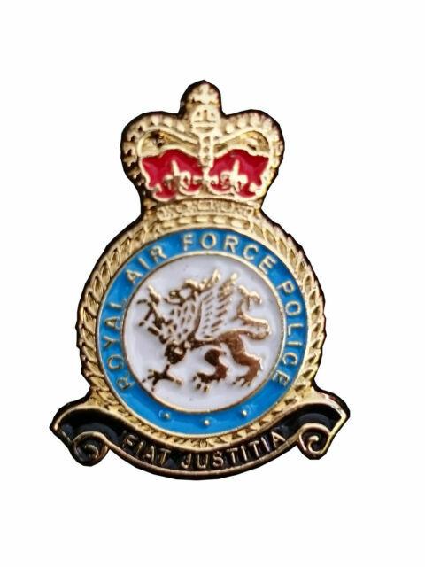 RAF Police Lapel Badge Royal Air Force