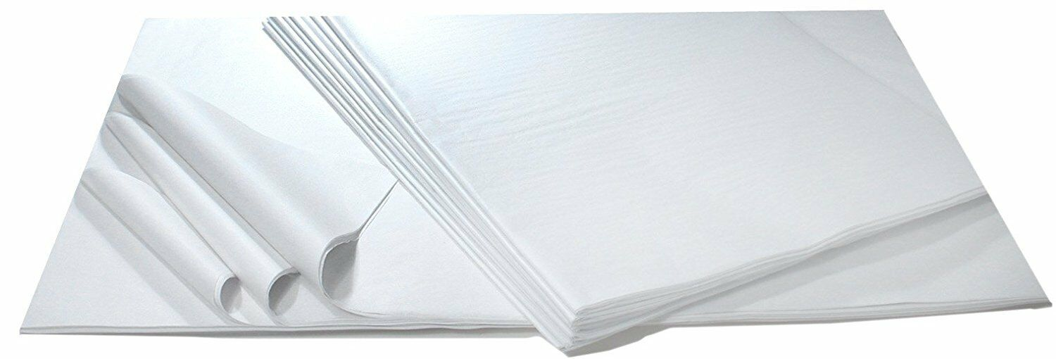 New Weiß Tissue Paper 20  X 20  Premium Quality - 1,320 Sheets Total