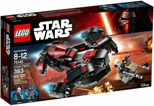 STAR WARS LEGO #75145 ECLIPSE FIGHTER.....NEW & UNOPENED!    (Ships from Canada)