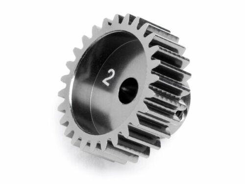 HPI PIGNON 27 DENTS 0.6m//e10 88027 Moteur Pignon Module 0.6 m06 acier engrenage 27 T
