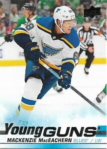 Mackenzie-MacEachern-212-2019-20-Series-1-Young-Guns-Rookies