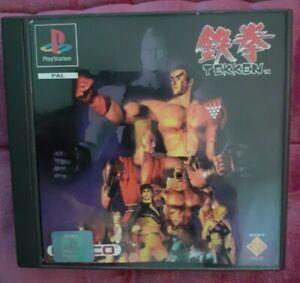 Jeu Sony Playstation 1 PS1 Tekken complet