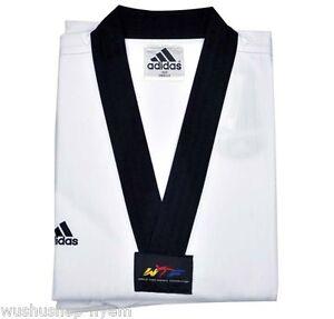 Adidas Taekwondo Uniforme Tkd Campione 2 Agenti Addidas Dan Dobok Wtf