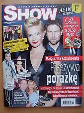 SHOW 25/2013 in.Victoria Beckham,Angelina Jolie,Christina Aguilera,Heidi Klum