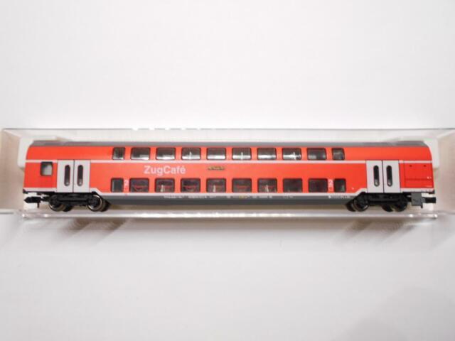 FLM PICCOLO 8626 K Doppelstockwagen ZugCafe 2.Klasse OVP (40784)