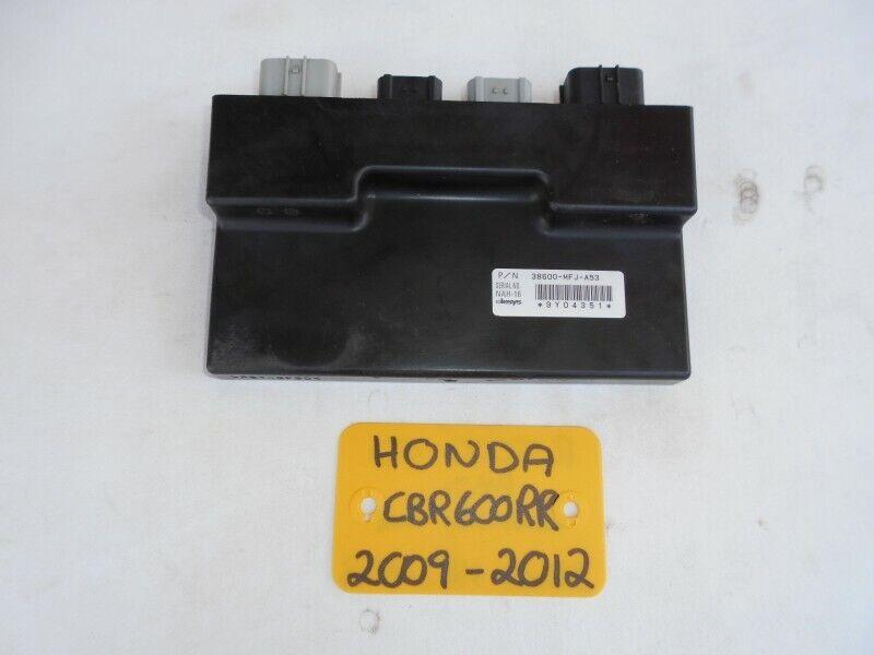 HONDA CBR600RR ABS CONTROL UNIT 09-12