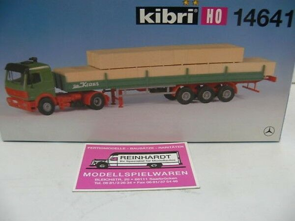 1//87 Kibri MB sk 2-alineación con hummer hochtief 11993