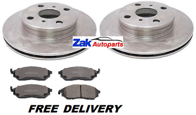 NISSAN NAVARA D40 2.5 DCi FRONT BORG /& BECK BRAKE PADS COATED BRAKE DISCS 320MM