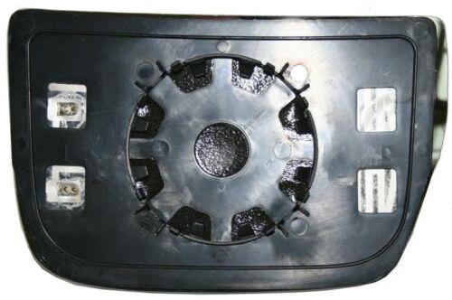 Cristal espejo derecho para abajo Iveco Daily IV 5//06 espejo vidrio Indutherm convexo