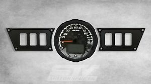 Polaris RZR XP1000 XP1K Dash Switch Plate for White