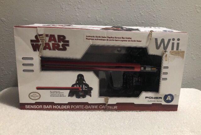 Nintendo Wii : Star Wars Darth Vader Replica Sensor Bar Holder
