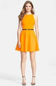 NWT Ted Baker Preeny Skater Dress MISSING BELT  248 – Ted 3 US 8  0b696d133