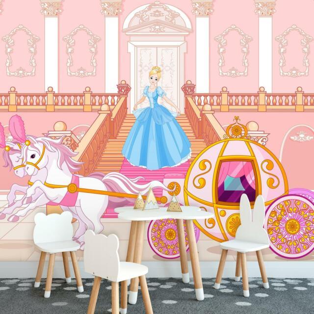 Vlies Fototapete Kinderzimmer Tiere Miraculous Märchen Kinder Mädchen Poster 91