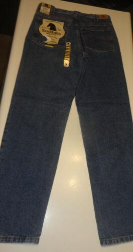 Jeans v denim Sawhorse pour en hommes 86dqOX