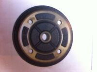 Kawasaki Mule Front Brake Drum 3010 4010 Brake Wheel Hub 41038-1345