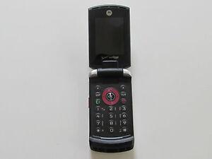 (Verizon) Motorola Adventure V750 - Silver black Phone **GREAT CONDITION **
