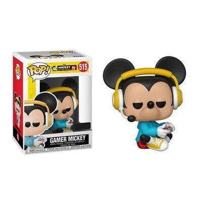 Sitting GameStop /& PROTECTORS NMINT Funko POP Gamer Minnie #507 /& Mickey #515