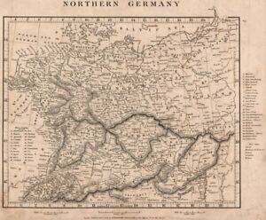 image is loading northern germany states free cities switzerland austria arrowsmith