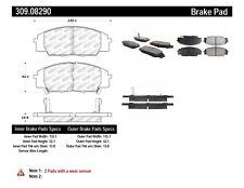 Nakamoto Front Ceramic Brake Pad Kit for Acura RSX Type S Honda Civic SI S2000