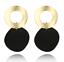 Metal-Round-Alloy-Drop-Earrings-Ear-Stud-Earrings-Women-Earrings-Fashion-Jewelry thumbnail 7
