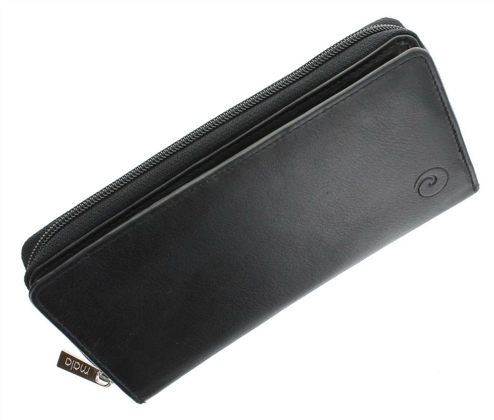 Origin Ladies Purse Wallet Mala Leather & RFID Indentification Protection 3258