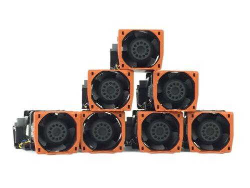 Lot of 7 Dell F1YN7 Cooling Fan 0F1YN7 PowerEdge R620 R320 14VG6 Delta