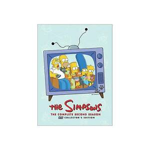 The-Simpsons-The-Complete-Second-Season-DVD-2012-4-Disc-Set