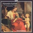 Scarlatti: 7 Concerti con flauto (CD, May-2000, CPO)