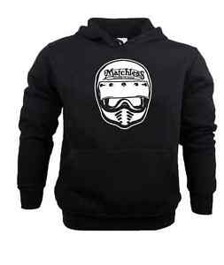 034-MATCHLESS-034-Opt-1-Vintage-Dirt-Bike-Helmet-Badge-Collection-hoody-pick-size