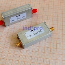 For Low Power Transmitter Kfbp 320400 320400mhz Uhf Band Pass Filter 1 Pcs New