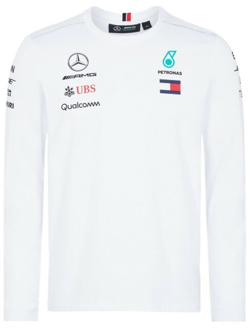 Mercedes AMG Petronas Motorsport F1/™ Mens Team T-Shirt 2020