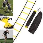 8-Rung 4M Agility Ladder Speed Soccer Sport Football Fitness Feet Train Training