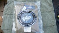Usmc Polartec 100 Fleece Pullover Jacket Coyote Brown Small (new In Package)