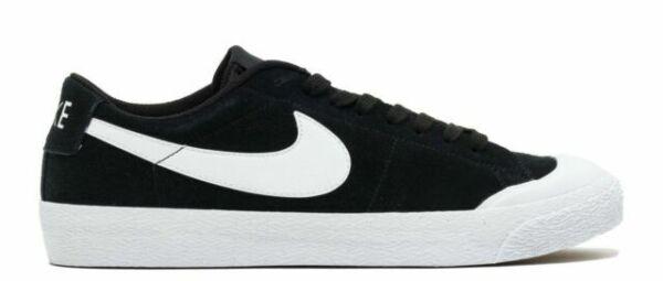 Size 9 Nike Sb Blazer Zoom Low Black For Sale Online Ebay