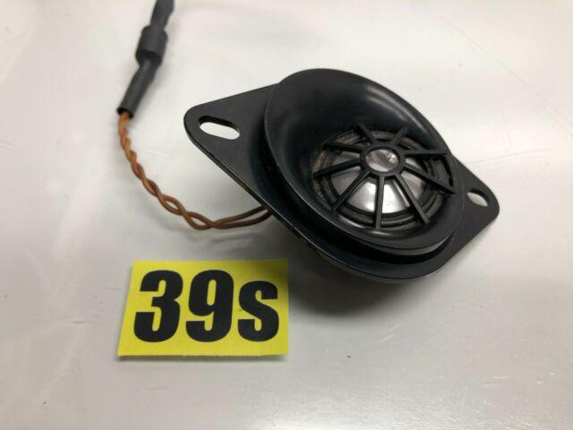 BMW E90 E60 E61 REAR DECK LEFT or RIGHT TWEETER SPEAKER # 6513-6919362 OEM