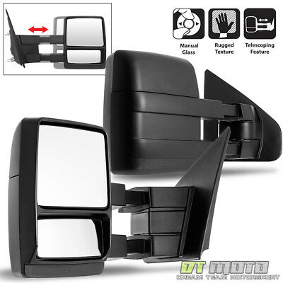ROADFAR Towing Mirror Compatible with 2004-2014 Ford F-150 Series ...