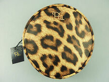 NEU Leopard Clutch Handtasche Kosmetiktasche Makeup Tasche Rockabella Primark