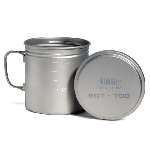 Vargo Bot Bottle Pot 0,7 L Bouteille Tasse