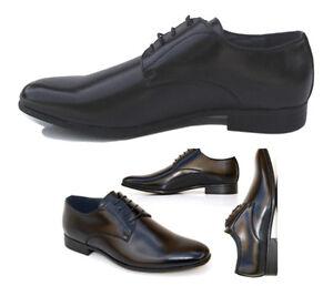 Detalles 41 43 De Elegantes Boda 40 Hombre 39 42 Cordones Para En Zapatos Negro Clásico xhtsrdQCB