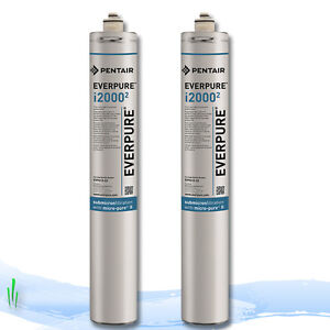 Everpure i2000 water filter cartridge ev9612 27 for ice for Everpure water filter review