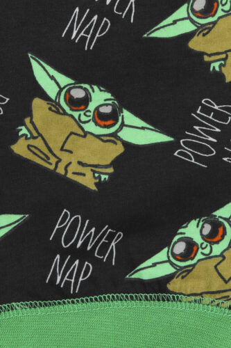 Boys/' Star Wars Baby Yoda The Child Mandalorian Power Nap Pyjama Set