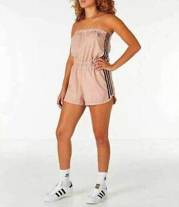 chiaro marrone Donna Pagliaccetto marrone No adidas Du8489 chiaro Pagliaccetto spalla zx0qSvCzw
