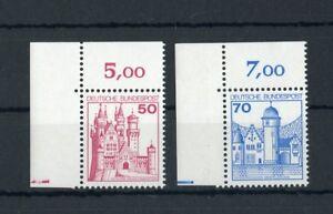BUND Nr.916A+917A ** ECKRAND links oben - RANDSTRICHE !!! (137724) - Frankenthal, Deutschland - BUND Nr.916A+917A ** ECKRAND links oben - RANDSTRICHE !!! (137724) - Frankenthal, Deutschland